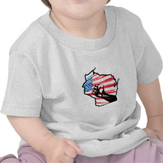 Wir sind Wisconsin T Shirt