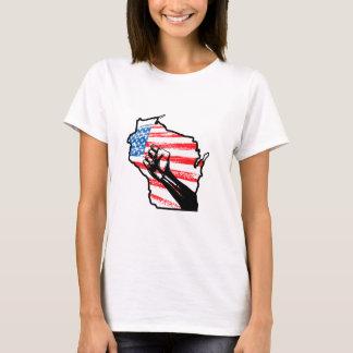 Wir sind Wisconsin T-Shirt