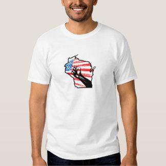 Wir sind Wisconsin Tshirts