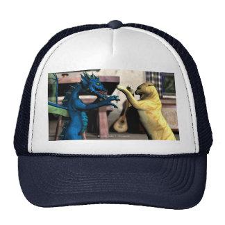 Wir spielen? Hut Kappe