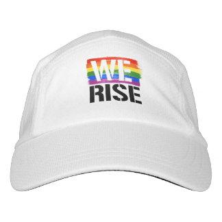 Wir steigen - LGBTQ Stolz -- - LGBTQ Rechte - Headsweats Kappe