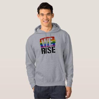 Wir steigen - LGBTQ Stolz -- - LGBTQ Rechte - Hoodie