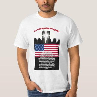Wir vergessen NIE! T-Shirt