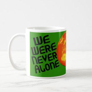 Wir waren nie allein kaffeetasse