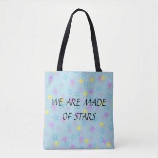 Wir werden von der Stern-Taschen-Tasche gemacht Tasche