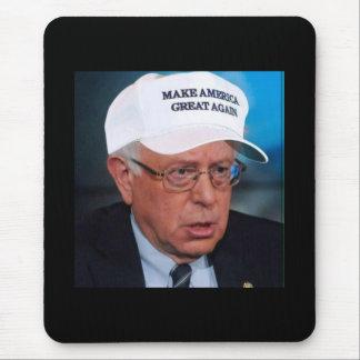 Wir wissen, wem Bernie wirklich wollte, um zu Mousepad