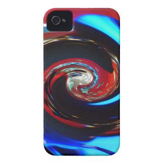 Wirbelnde Farben, Wirbelnde Farben Case-Mate iPhone 4 Hüllen