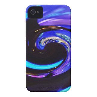 Wirbelnde Farben, Wirbelnde Farben iPhone 4 Case-Mate Hülle