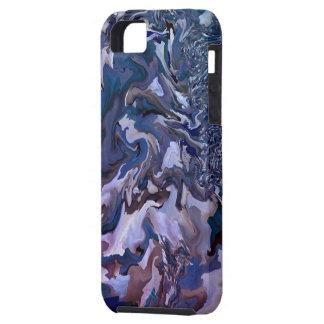 Wirbelndes Fraktal-Kunst-Muster - iPhone 5 Fall iPhone 5 Etuis