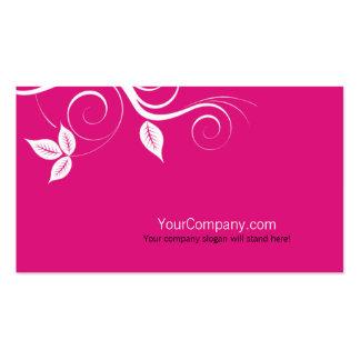 Wirble Geschäfts-Karte Visitenkarten