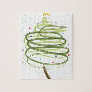 Wirbler Weihnachtsbaum Puzzle