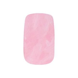 Wirbles Eis-Rosa Minx Nagelkunst