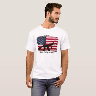 Wird nicht verletzt T-Shirt