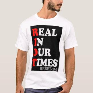 Wirklich in unserem Zeitt-stück T-Shirt