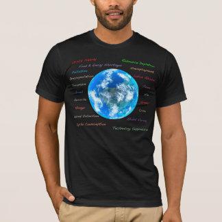 Wirkliche Änderung im Augenblick T-Shirt