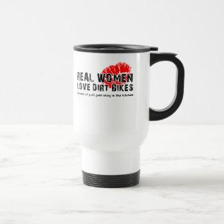 Wirkliche Frauen-lustige Edelstahl Thermotasse