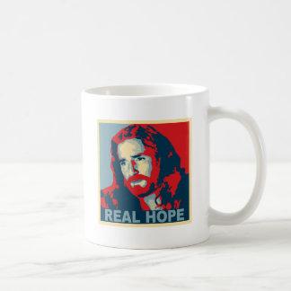 Wirkliche Hoffnung Jesus Kaffeetasse
