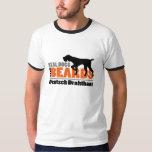 Wirkliche Hunde haben Bärte - Deutsch Drahthaar Shirt
