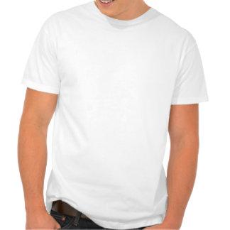 Wirkliche Mann-Liebe-Katzen Shirt