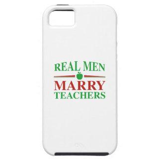 Wirkliche Männer heiraten Lehrer Schutzhülle Fürs iPhone 5