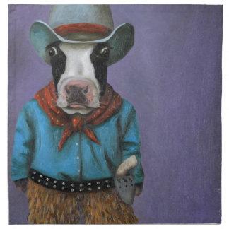 Wirklicher Cowboy Serviette