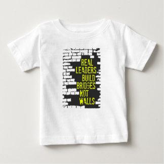 Wirklicher Führer-Baby-Jersey-T - Shirt