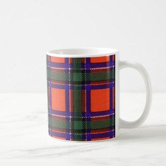 Wirklicher schottischer Tartan - Sinclair Kaffeetasse