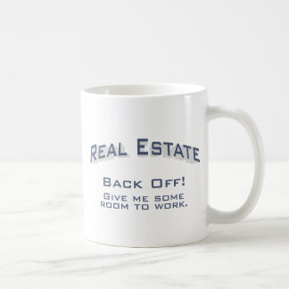 Wirkliches Anwesen/ziehen sich zurück Kaffeetasse