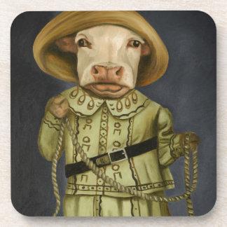 Wirkliches Cowgirl 2 Untersetzer