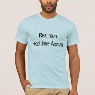 Wirkliches menread Jane Austen T-Shirt