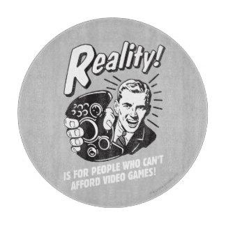 Wirklichkeit: Kann sich Videospiele nicht leisten