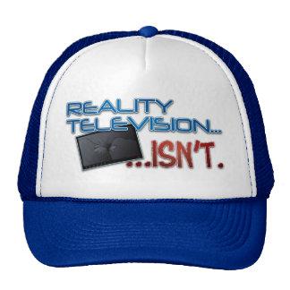 Wirklichkeits-Fernsehen… Baseballkappen