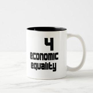 Wirtschaftliche Tasse der Gleichheits-4