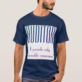 """""""Wirtschaftsprüfer: Ich stelle nur angemessene T-Shirt"""