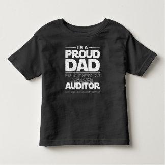 Wirtschaftsprüfer-Vatihoodie-Geschenk für den Kleinkind T-shirt