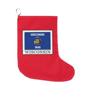 Wisconsin Großer Weihnachtsstrumpf