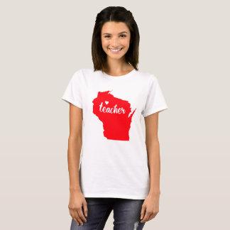 Wisconsin-Lehrer-T-Shirt T-Shirt