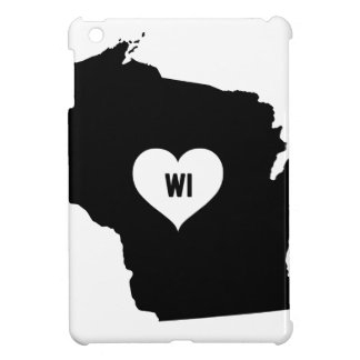 Wisconsin-Liebe iPad Mini Hülle