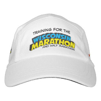Wisconsin-Marathon-Training Headsweats Kappe