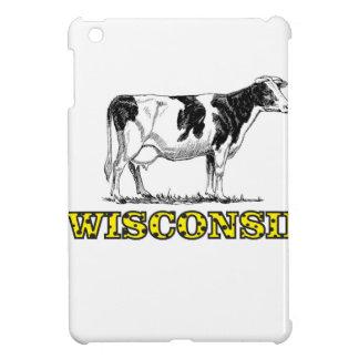 Wisconsin-Milchkuh iPad Mini Hülle