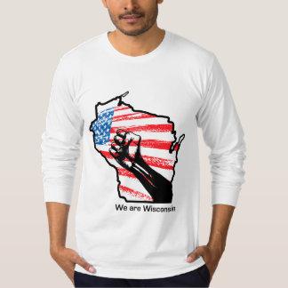 Wisconsin-Protest-Shirt Hemd