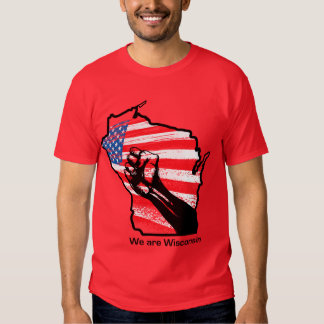 Wisconsin-Protest-Shirt Tshirts
