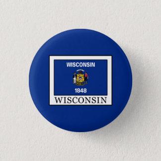 Wisconsin Runder Button 3,2 Cm