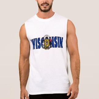 Wisconsin-Shirt Ärmelloses Shirt
