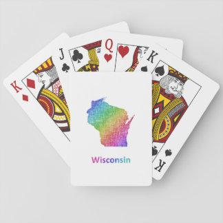 Wisconsin Spielkarten
