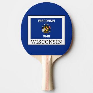 Wisconsin Tischtennis Schläger