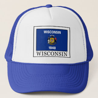 Wisconsin Truckerkappe