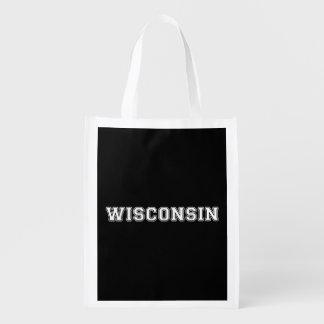Wisconsin Wiederverwendbare Einkaufstasche