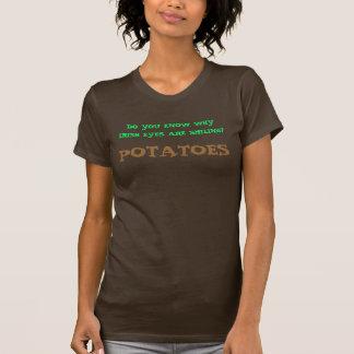 WISSEN SIE, WARUM IRISCHE AUGEN LÄCHELN? - T - T-Shirt