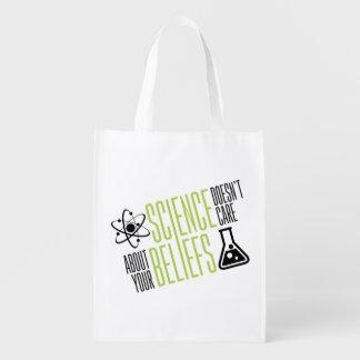 Wissenschaft interessiert sich nicht wiederverwendbare einkaufstasche